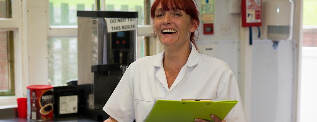 Image of Sun Healthcare employee
