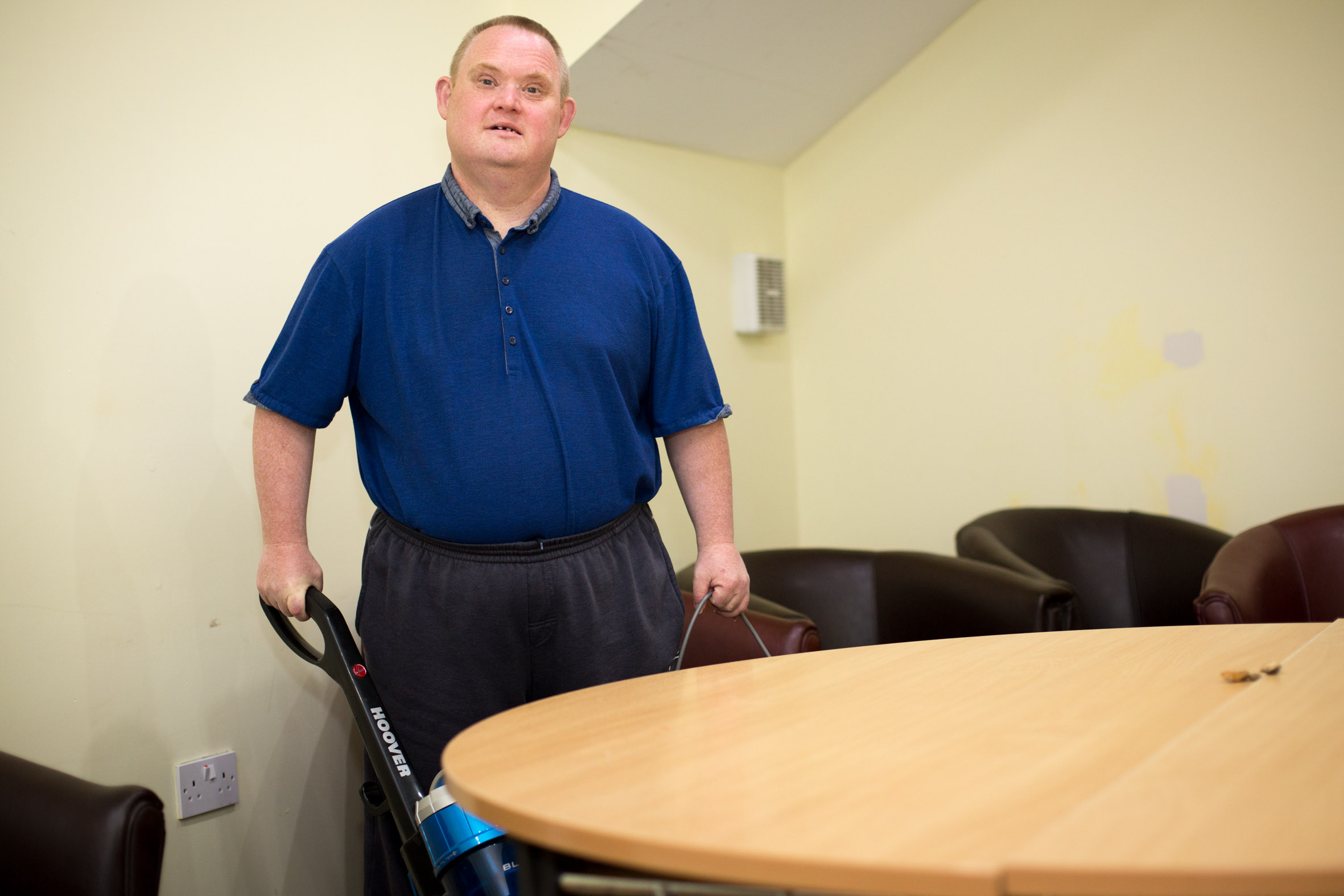 Image of service user