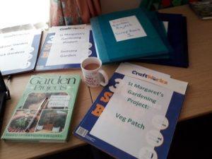 Garden scrap books