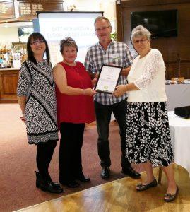 East Midlands in Bloom award