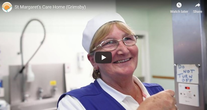 Video image for St Margaret's Care Home